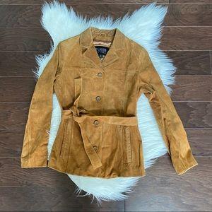 [Wilsons Leather] Pelle Studio Suede Jacket